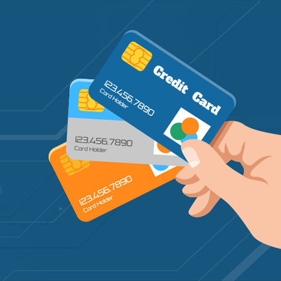 Processing Fee for Credit Card Payments